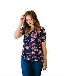 nursing shirt nursing shirt shirt floral nursing shirt striped