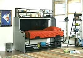 Bunk Bed With Sofa Bed Loft Bed With Ohfudge Info
