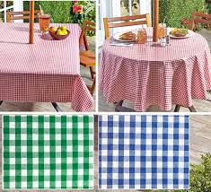 Patio Table Cover With Zipper Round Outdoor Tablecloth With Umbrella Hole Hats Off America