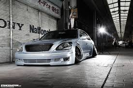 lexus ls400 modified the game changer oni kyan celsior stancenation form