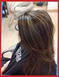 foil highlights for brown hair partial foil highlights for brown hair right hs