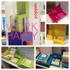 Desk Accessories Canada Office Decor Work Happy With Poppin Style At Home