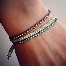 diy glass bead bracelet images How tuesday make a hanging notepad diy pinterest beaded jpg