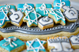 chanukah cookies tiny chanukah cookies ellie s bites decorated cookies
