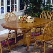 shop brooks furniture country oak wood extending dining table at