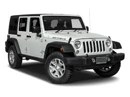 jeep rubicon white 2017 new 2017 jeep wrangler jk unlimited rubicon sport utility in
