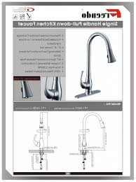 how to install a moen kitchen faucet moen faucet installation 50 photos htsrec
