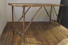 antique wallpaper table legs lost u0026 found