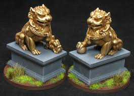 fu dogs ancient fu dogs statues 2