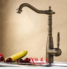 how to buy a kitchen faucet 42 20 buy antique brass swivel spout kitchen faucet kitchen