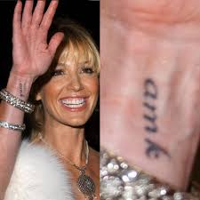 poppy montgomery u0027s 5 tattoos u0026 meanings steal her style