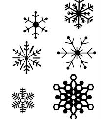 simple snowflake drawing simple snowflake patterns to draw