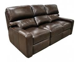 Brown Leather Recliner Sofas Leather Reclining Sofa Set Sectional