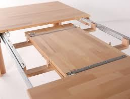 Esszimmertisch Ausziebar Massivholztisch Petri Tisch Ausziehbar Oder Fest Esstisch