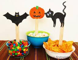halloween candy bowl decorations craft kids u0027 crafts