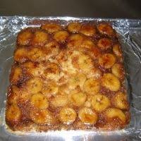 check out banana upside down cake it u0027s so easy to make brown