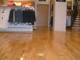 commercial wood floor sanding museum gallery nightclub