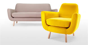 Made Armchair Fancy Yellow Arm Chair With 25 Best Retro Armchair Ideas On