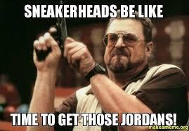 Sneakerhead Meme - sneaker memes sneakermeme twitter