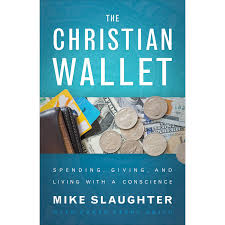 the christian wallet spending giving and living with a