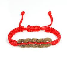 red friendship bracelet images Wholesale copper kabbalah red string braided friendship bracelets JPG