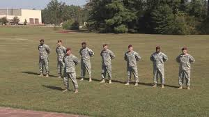 nco academy drill and ceremony youtube