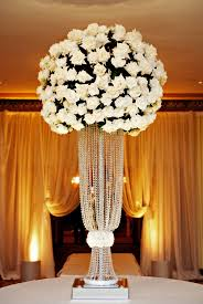 tall rose wedding centerpiece rose wedding centerpieces tall