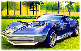 corvette mako mako shark attack week the 1969 manta corvette car