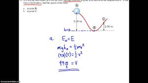 college physics work power u0026 energy problem set 12 youtube