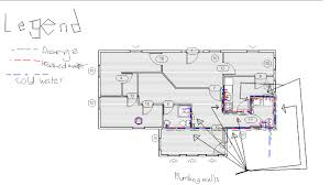 My Floor Plans 44 Floor Plans For Plumbing Second Floor Plan Swawou Org