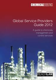 chemical watch global service providers guide 2012 by chemical