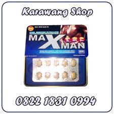 jual obat kuat maxman tablet di karawang karawang shop