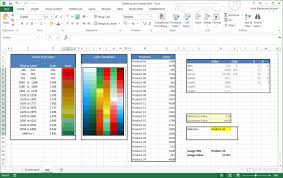 create a table chart free gauge chart excel tutorial step by step training