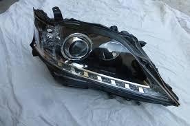 lexus xenon headlights lexus rx 350 rx450h right passenger side hid xenon headlight bare
