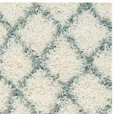 gold rose pattern 8319 safavieh dallas shag ivory seafoam trellis rug 3 x 5 free