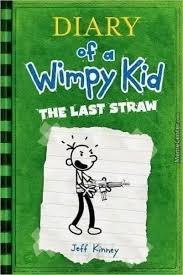 Wimpy Meme - diary of a wimpy kid the last straw by rekt meme center