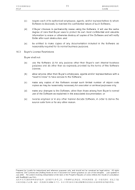 software sales contract template sample asset purchase agreement