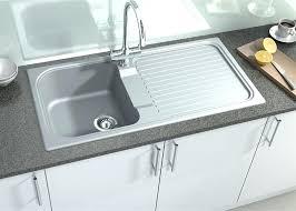 Composite Kitchen Sinks Uk Contemporary Kitchen Sinks 1 Bowl Granite Composite Kitchen Sink