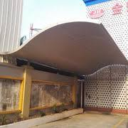 Wall Awning China Aluminum Carport Sunshade Hyperbolic Shed Curtain Wall