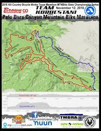 Palo Duro Canyon State Park Map Palo Duro Canyon Mtb Races Mtbr Com