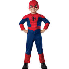 halloween costumes for tall men ultimate spider man toddler halloween costume walmart com