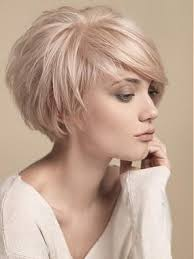 bob haircuts with volume a medium blonde straight coloured side parting volume bob womens