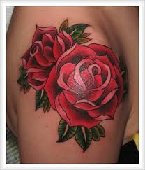 the 25 best rose tattoo thigh ideas on pinterest thigh tattoos