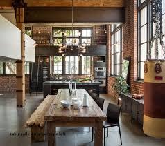 cuisine style indus table salle a manger style loft cuisine indus style industriel san