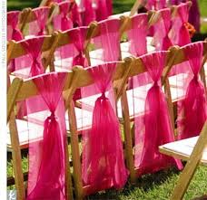 how to make chair sashes are tulle chair sashes not modern looking weddingbee page 2