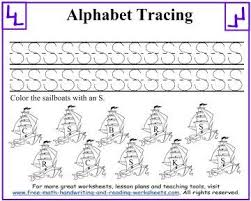 26 best tracing letters images on pinterest tracing letters