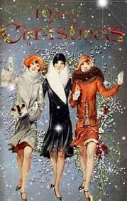 old fashioned christmas norman rockwell pinterest vintage