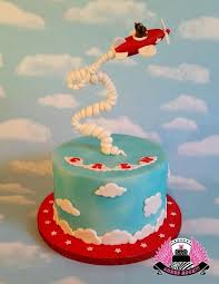 planes cake skywriting plane cake cake by cakes rock plus a