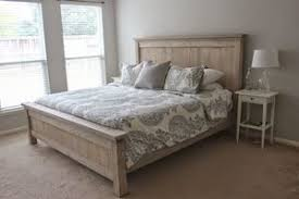 Farmhouse Bed Frame Plans 15 Free Diy Bed Plans For Adults And Children
