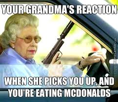 Meme For Grandmother - 12 funny grandma memes which are hilarious viral slacker